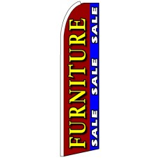 Furniture - Advertising Feather Flag Banner