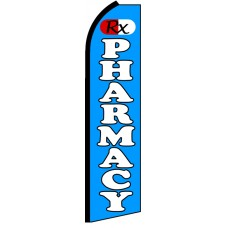 Pharmacy - Advertising Feather Flag Banner