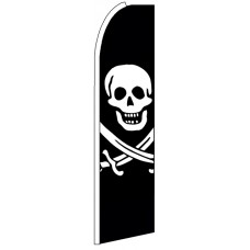 Pirate - Advertising Feather Flag Banner