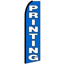 Printing - Advertising Feather Flag Banner